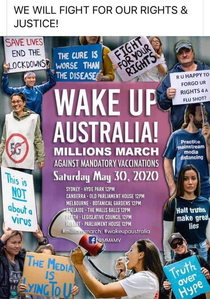 Wake Up Australia