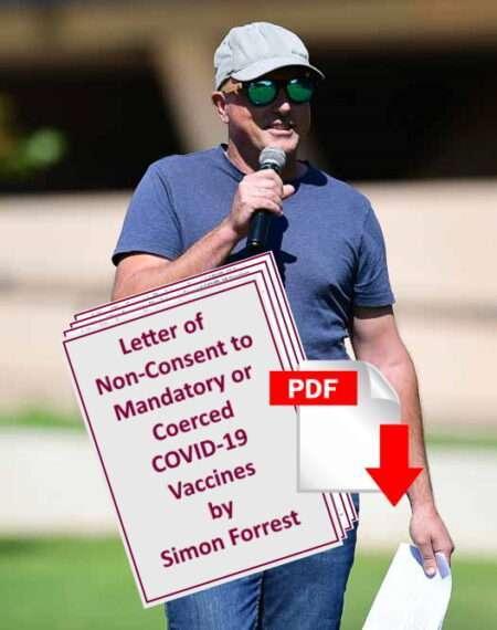 non-consent-to COVID document