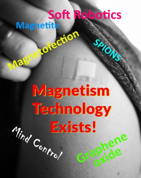 Magnetism and mind control