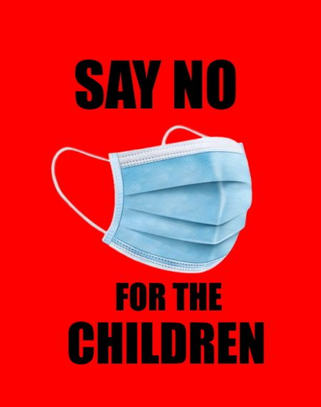 SAY no for the Children