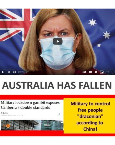 Australia Has Fallen