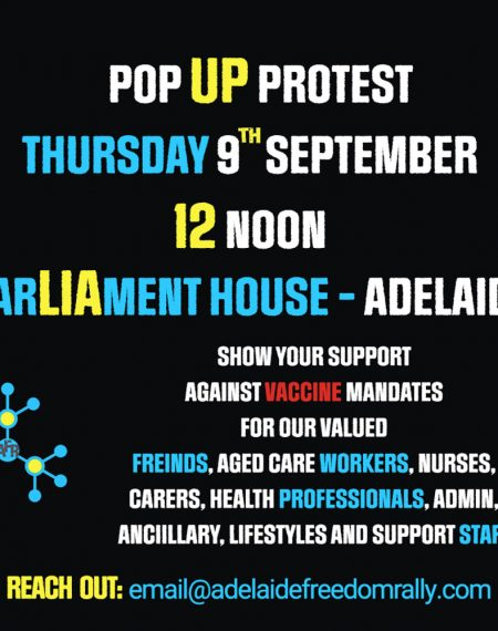 Pop Up Protest